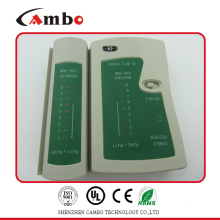China Manufacturing network lan cable tester use for rj45