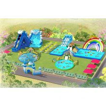 Factory Directly Hot sale kids water park