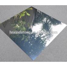 Espejo aluminio de superficie para energía solar o potencia con alta reflectividad