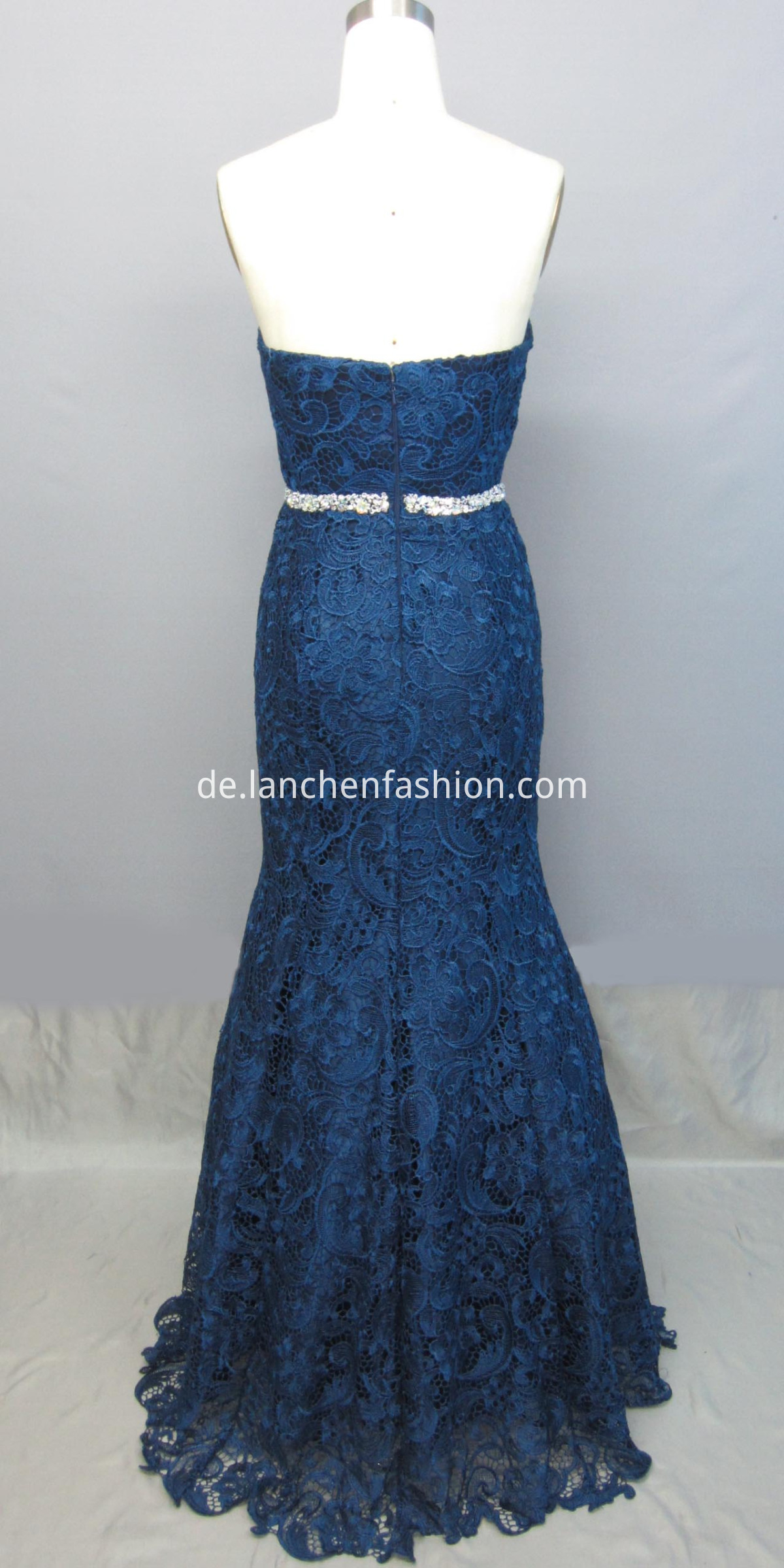 Sweetheart Formal Dresses Navy