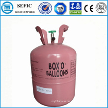 2015 Niedriger Preis Einweg Helium Gas Tank (GFP-13)