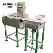Automatic checkweigher conveyor belt check weigher machine