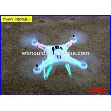 Hélicoptère drone en plastique avec télécommande hélicoptères à vendre