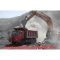 Caminhão basculante Sinotruk 6wheel Mining King