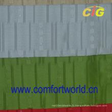 Tissu en rideau en polyester (SHCL04491)