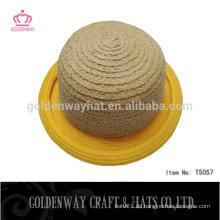Frauen Strohhut Bowler Hüte zum Verkauf
