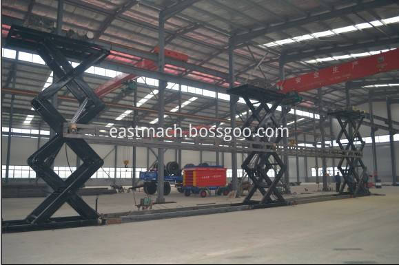Stage Lifting Table