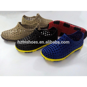 Hollow out man sandals beach slippers