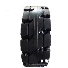 Carretilla elevadora eléctrica neumático sólido 140 / 55-9 para Linde