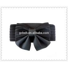 Fashion Wonens elastische Stretch Gürtel