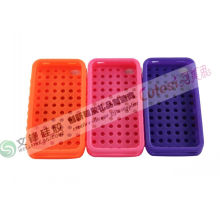 2012 Latest Popular Block Design Silicone Case For Smart Phones Manufacturer From China