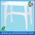 Lámina de espuma de PVC de 2,05 m para la construcción de puertas (grosor en caliente: 1 mm a 12 mm)