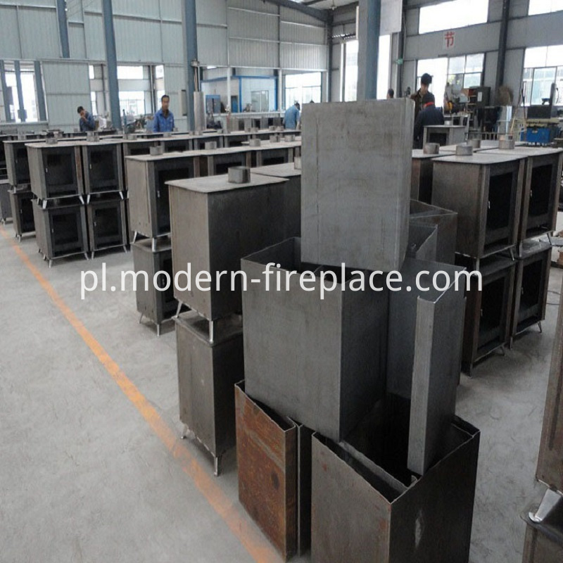 Direct Vent Wood Stoves Production