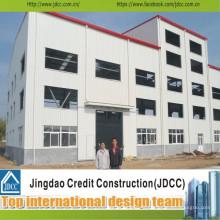 Bâtiments professionnels de Highrise de structure en acier