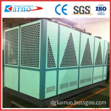 Heating and Cooling System Industrial Air Screw Chiller (KNR-130AS)