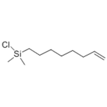 Silane,chlorodimethyl-7-octen-1-yl CAS 17196-12-2