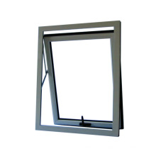 Double Glazing Aluminium Top Hung Window Aluminum Awning Window