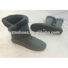 Botas da bota da neve do inverno da mulher meios para senhoras