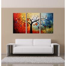 Современная цветочная живопись высокого качества