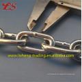 Kleine kurze Eisenkette zum Anheben