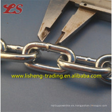 DIN764 Hot DIP Galivanized Link Chain
