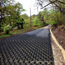 Plastic HDPE Geocell Erosion Control  Material Geocell for Road Construction