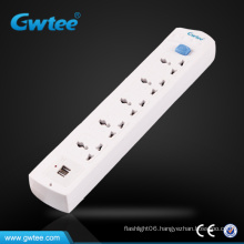 Universal multiple electrical plugs & sockets