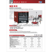 Thyristor automatic submerged arc welding machine