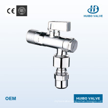 """Forged Brass Angle 1/2"""" Inch Valve for Water with Ce Certificate"""