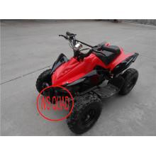 Quad del mini ATV de la rueda grande 49cc con CE, 2 cuernos refrigerados aire del aire 49cc Mini de Moto (ET-ATV049)