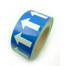 Big Arrow Glass Beads Reflective Tape with Back Adhesive