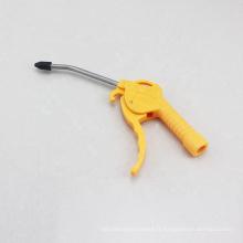 Pistolets de soufflage d'air de nettoyage de compresseur pneumatique