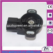 Sensor de posición del cuerpo del acelerador de piezas de automóvil para Mazda BA, MX-5, MX-3 JE50-18-911