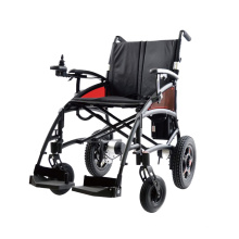 Cadeira de rodas elétrica motorizada dobrável barata