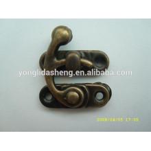 Personnaliser la serrure métal en laiton antique de qualité supérieure