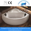 Soaking bathtub seamed tubs