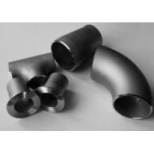 Titanium Gr1, Gr2, Gr7, cotovelo Gr12, titânio Sb 363 encaixes de tubulação Titanium cotovelo, Tee, redutor