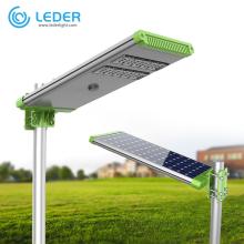 LEDER IP66 PIR Motion Sensor LED poste de luz