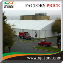 Custom trade show marquees 40x75m for large expos