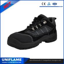 Sports Look Safetry Chaussures avec bout en acier et semelle intermédiaire Ufb054