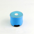 Altavoz impermeable de Bluetooth con la cubierta del metal (HQ-BTS109)