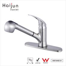 Haijun 2017 Promesa duradera cUpc cubierta montada grifos del lavabo del cuarto de baño