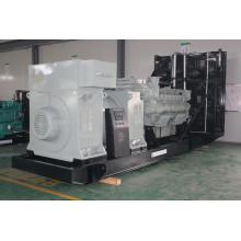 1000kw Mtu generador diesel de alto voltaje