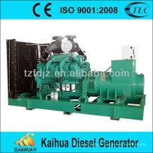 generador diesel 900KVA CUMMINS KTA38-G2A tipo abierto CE aprobado