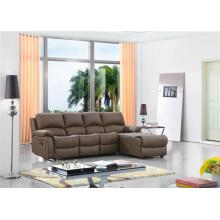 Досуг Италия Кожаный диван Современная мебель (840)