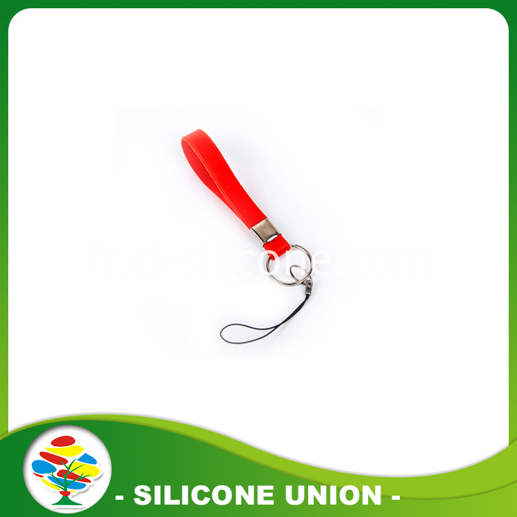 The Cheapest Silicone Keychain