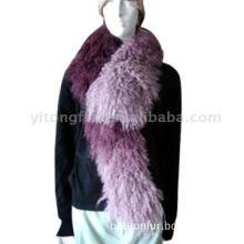 Tibet Lamb Fur Scarf
