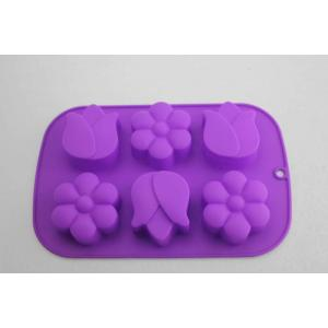 Fancy Silicon Tray For Cake Making