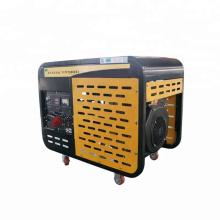 Tipo abierto de la venta caliente generador diesel de la soldadora de Genset 2kw con el sistema de generación portátil