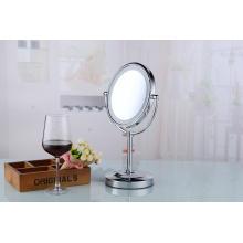 Bateria Painel Profissional de dupla visão profissional LED Makeup CE Mirror